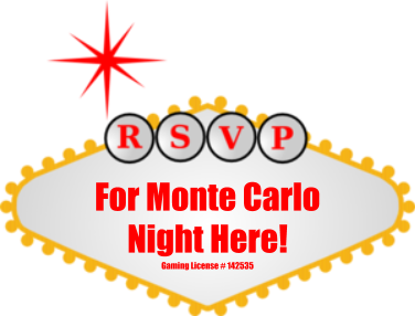 RSVP for Monte Carlo Night Button