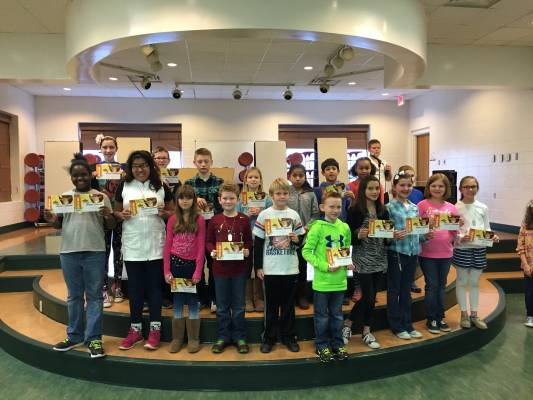 Congrats to our January B.E.S.S.T. Students